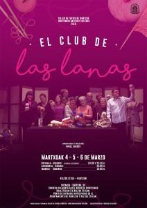 EL CLUB DE LAS LANAS