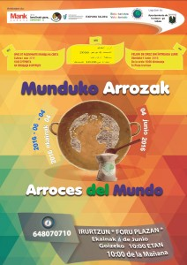 Munduko arrozak